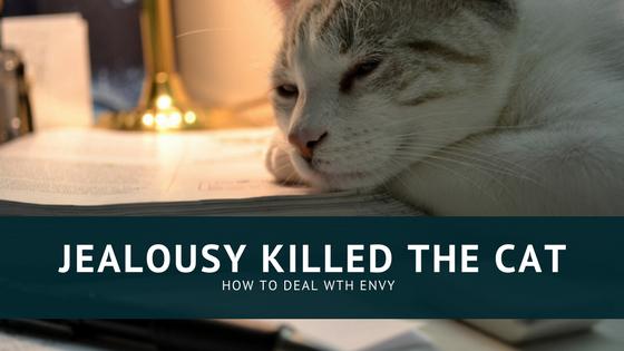 Jealousy Killed theCat